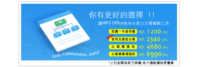wps office2016方案